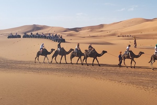 3 Days Trip from Marrakech To Merzouga